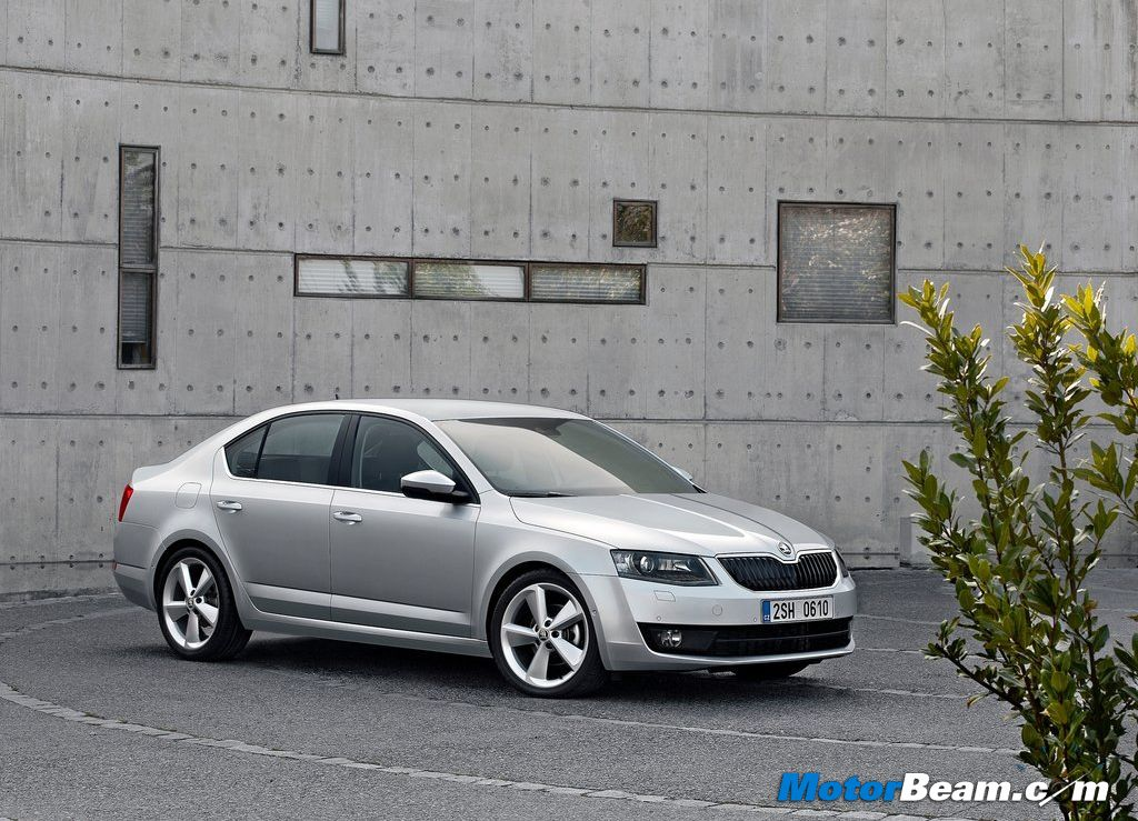 Third Generation Skoda Octavia