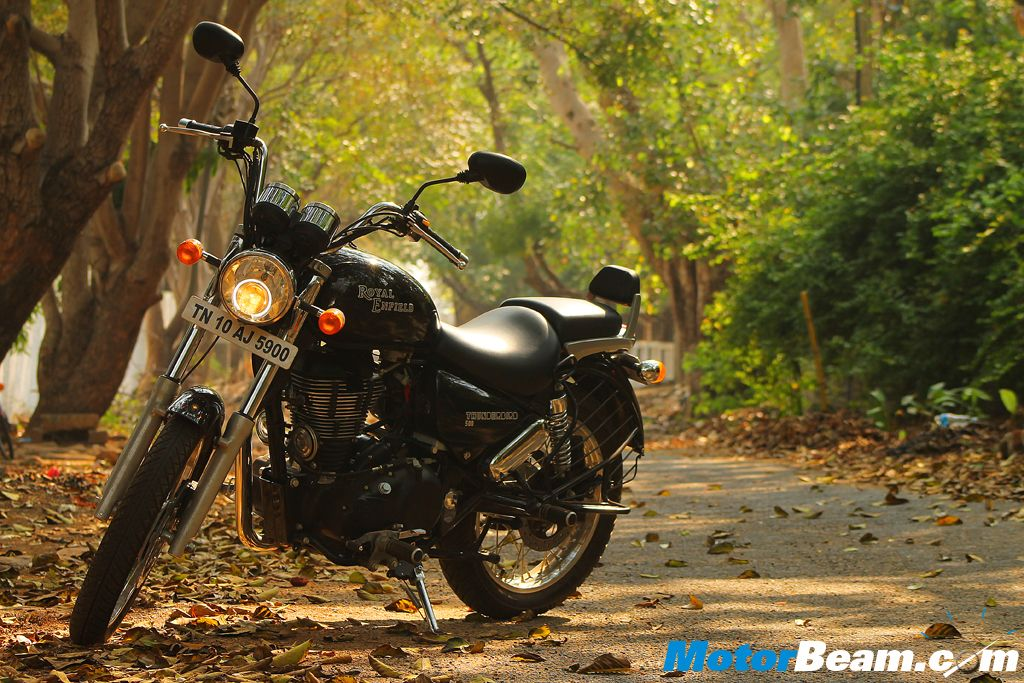 Thunderbird 500 Test Ride Review