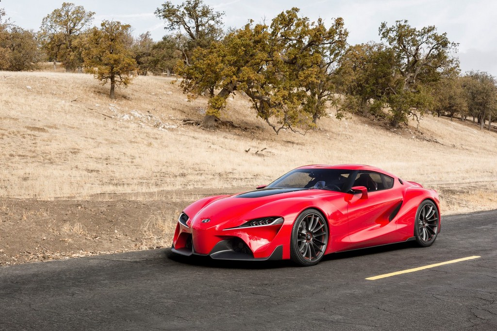 Toyota FT-1 Design Concept