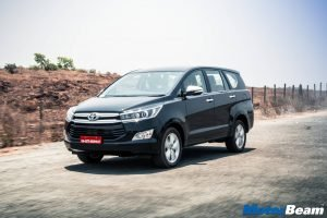 2016 Toyota Innova Crysta Test Drive Review