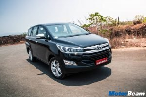 2016 Toyota Innova Crysta Video Review