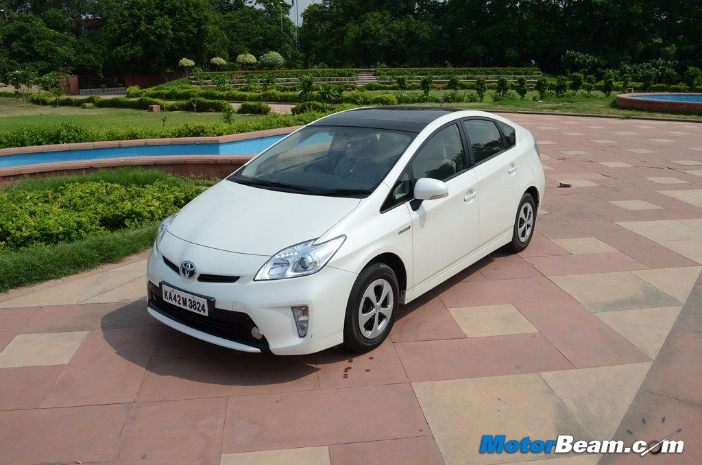 Toyota Prius Test Drive Review