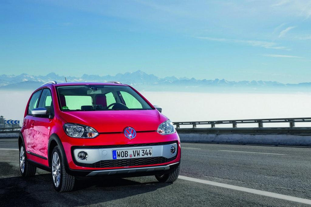 VW Cross Up!