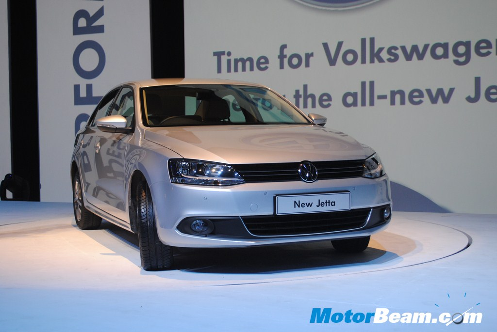 VW Jetta Launch