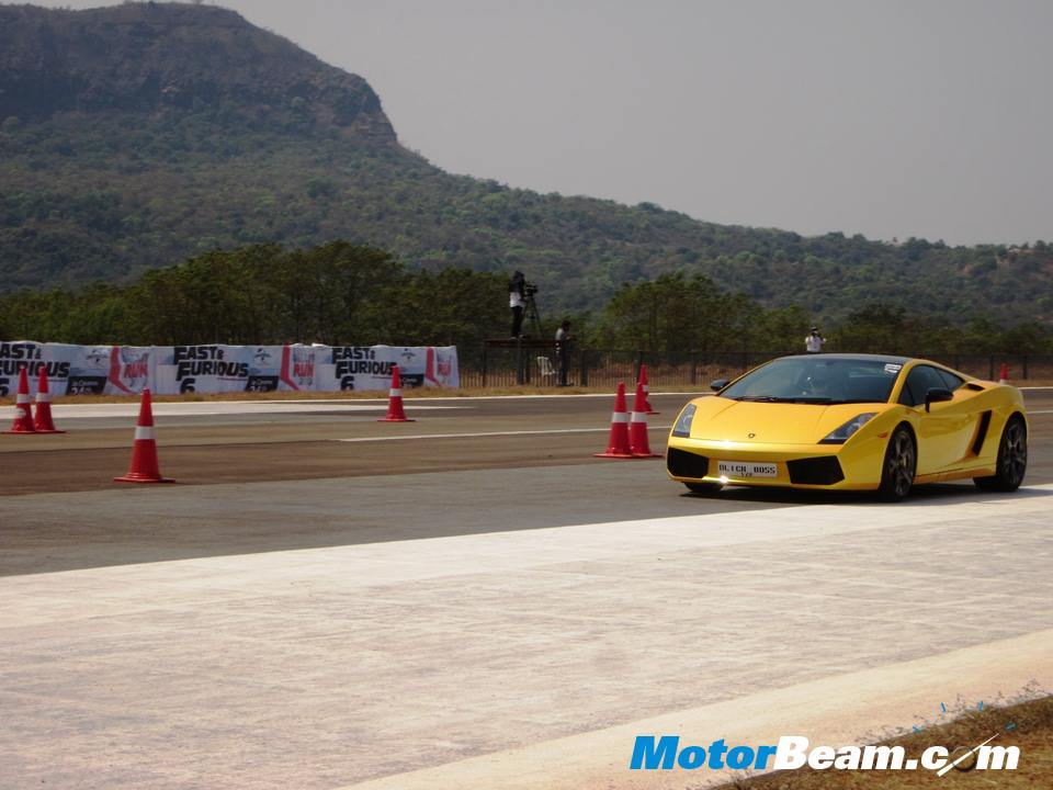 Valley Run Gallardo return