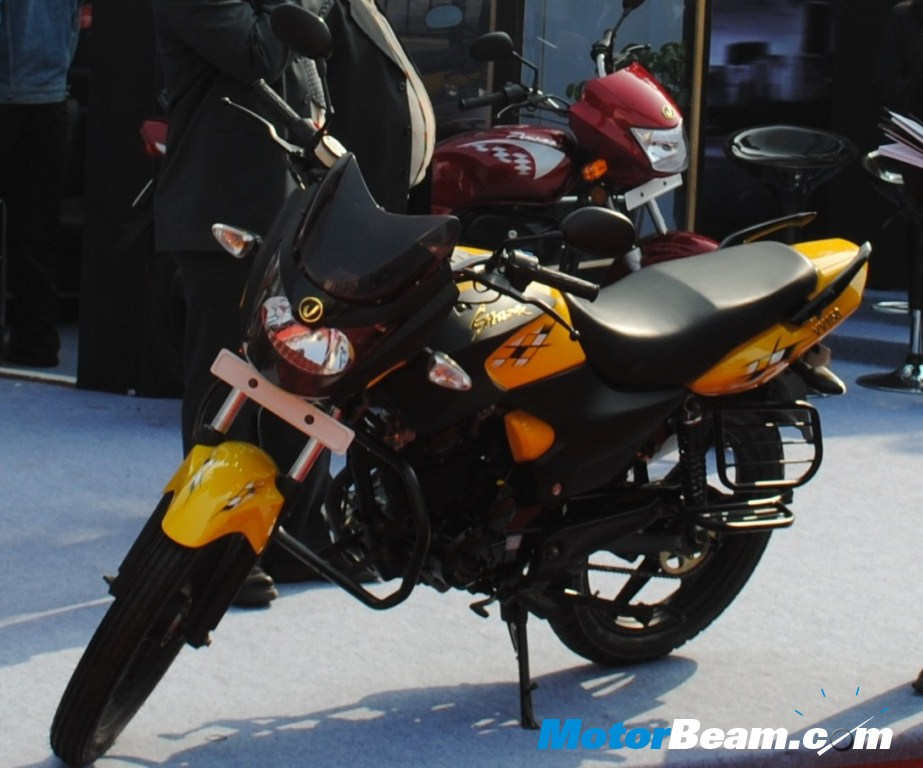 Bikes 150cc has launched a cc bike