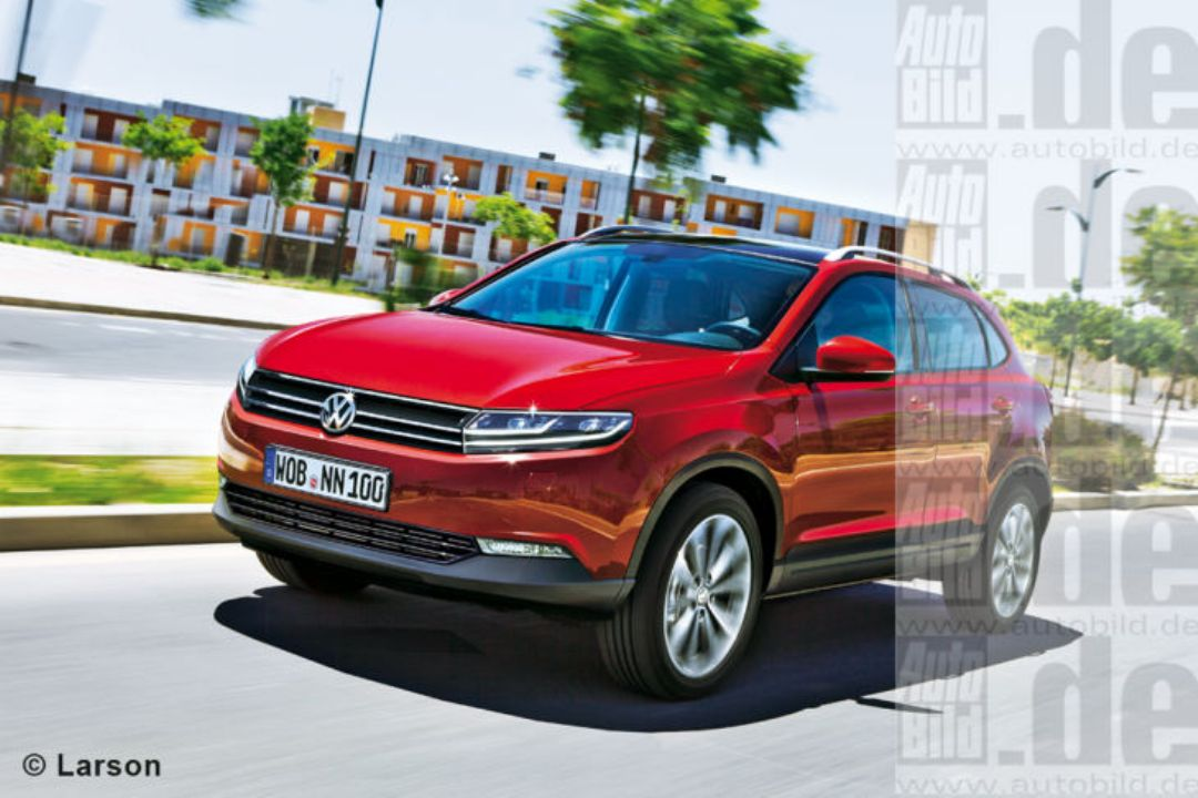 Volkswagen Polo Based SUV Launch In 2016   MotorBeam – Indian Car