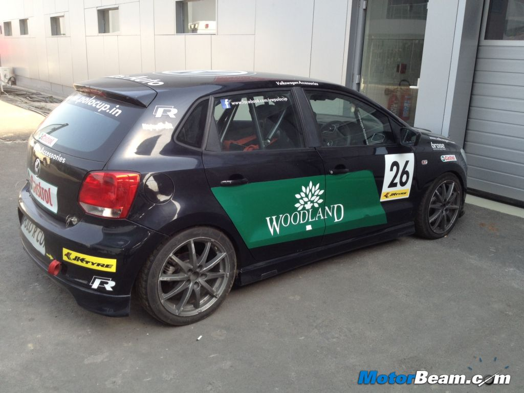 Volkswagen Polo R-Cup