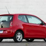 Volkswagen Up! rear