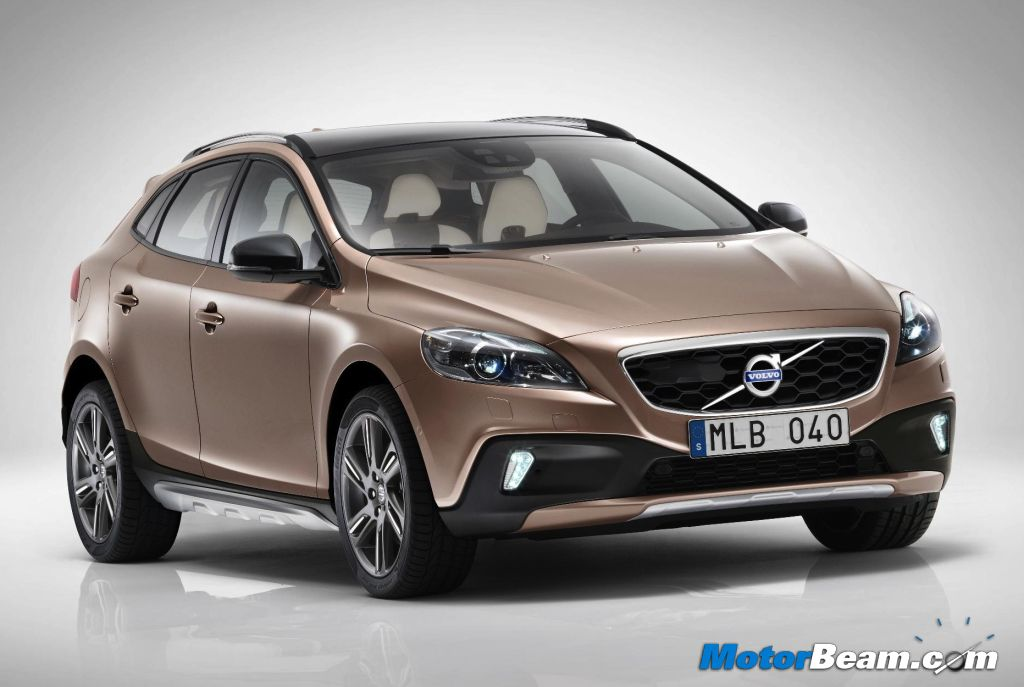 Volvo V40 Cross Country India