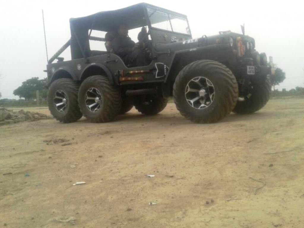 Jeep Willys For Sale In India >> Willys jeep india olx