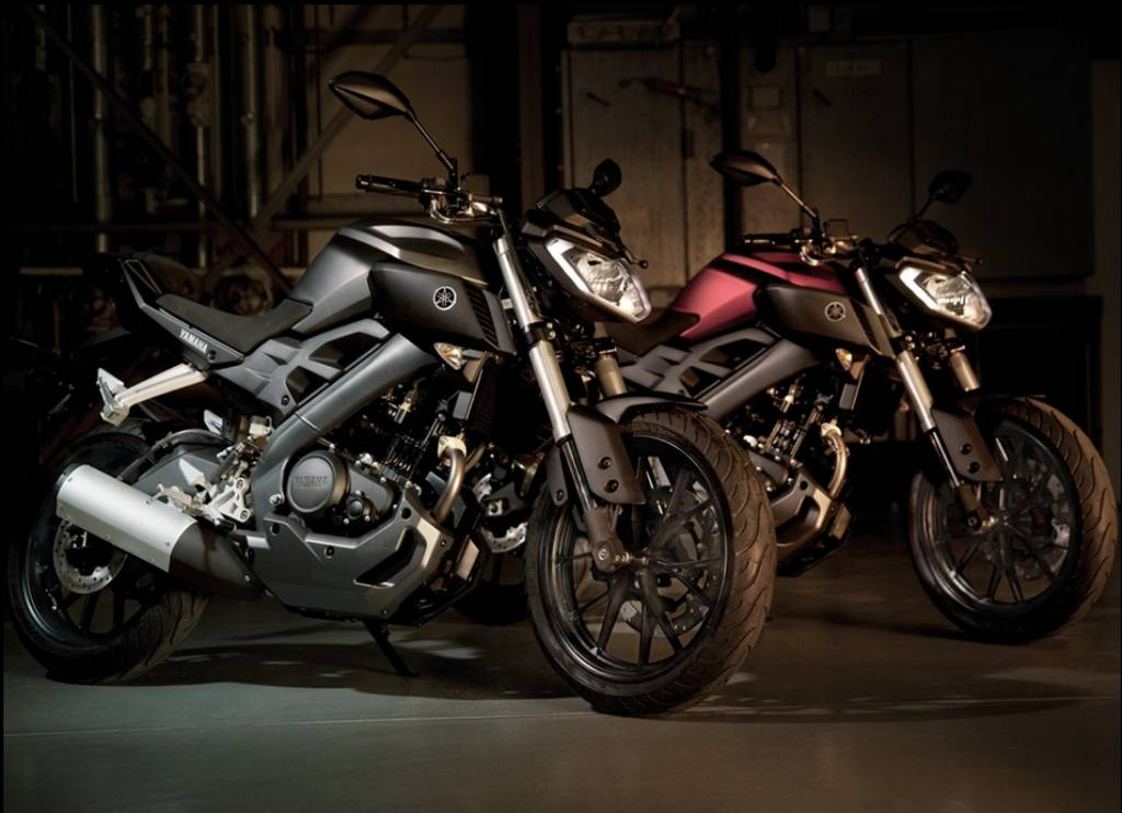 yamaha unveils new mt 125 250cc mt 25 very likely. Black Bedroom Furniture Sets. Home Design Ideas