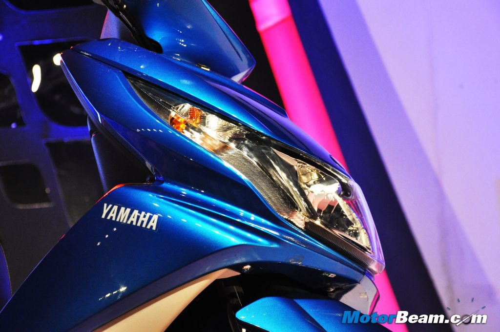 Yamaha Ray Headlight