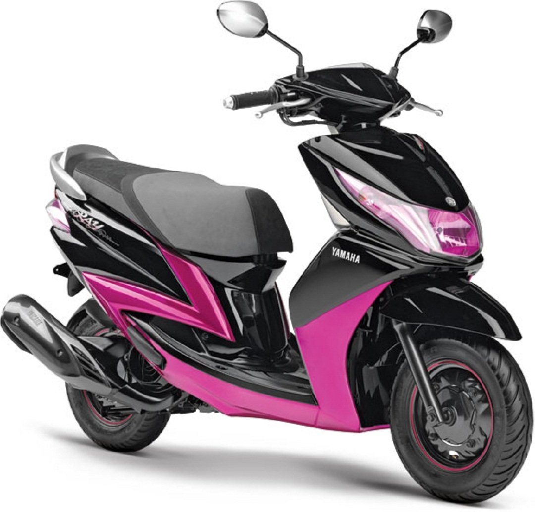 Yamaha Ray News