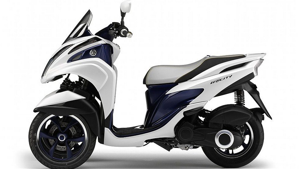 Yamaha Tricity Concept Side