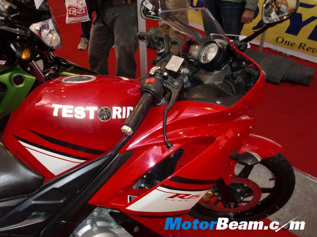 Yamaha R15 With Performance Kit Pictures