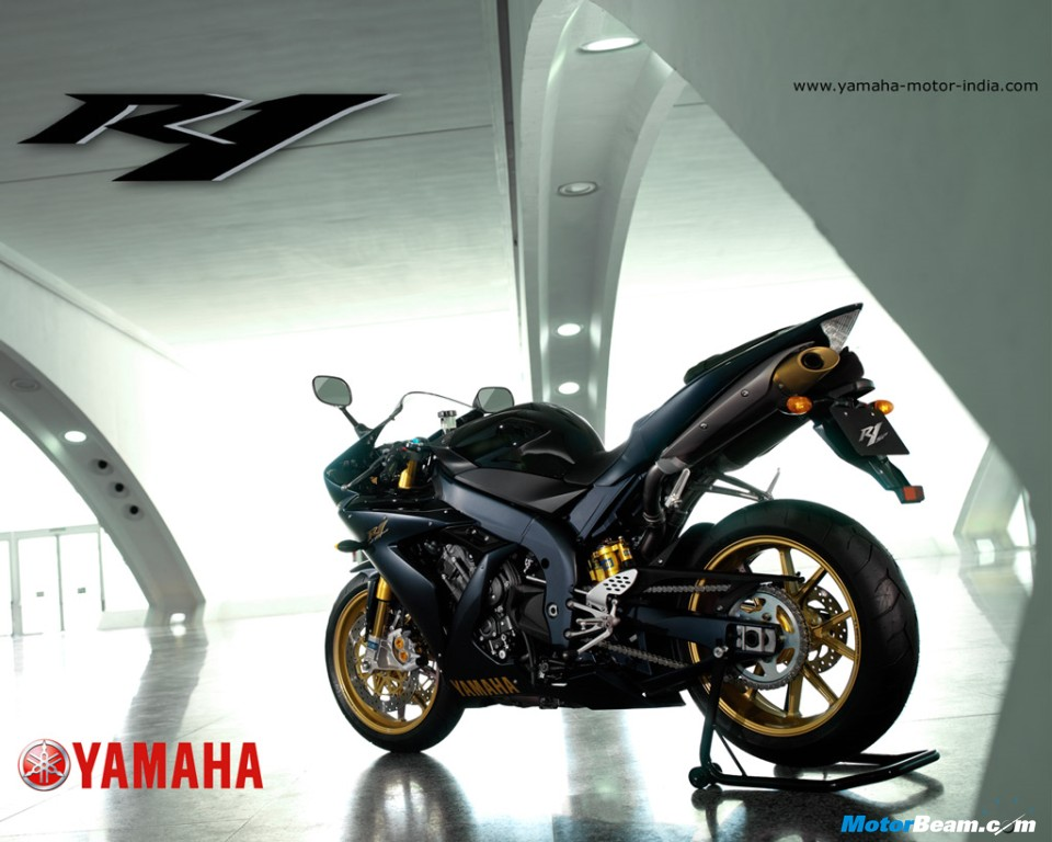 wallpaper yamaha r1. BikeIndia reports Yamaha#39;s new