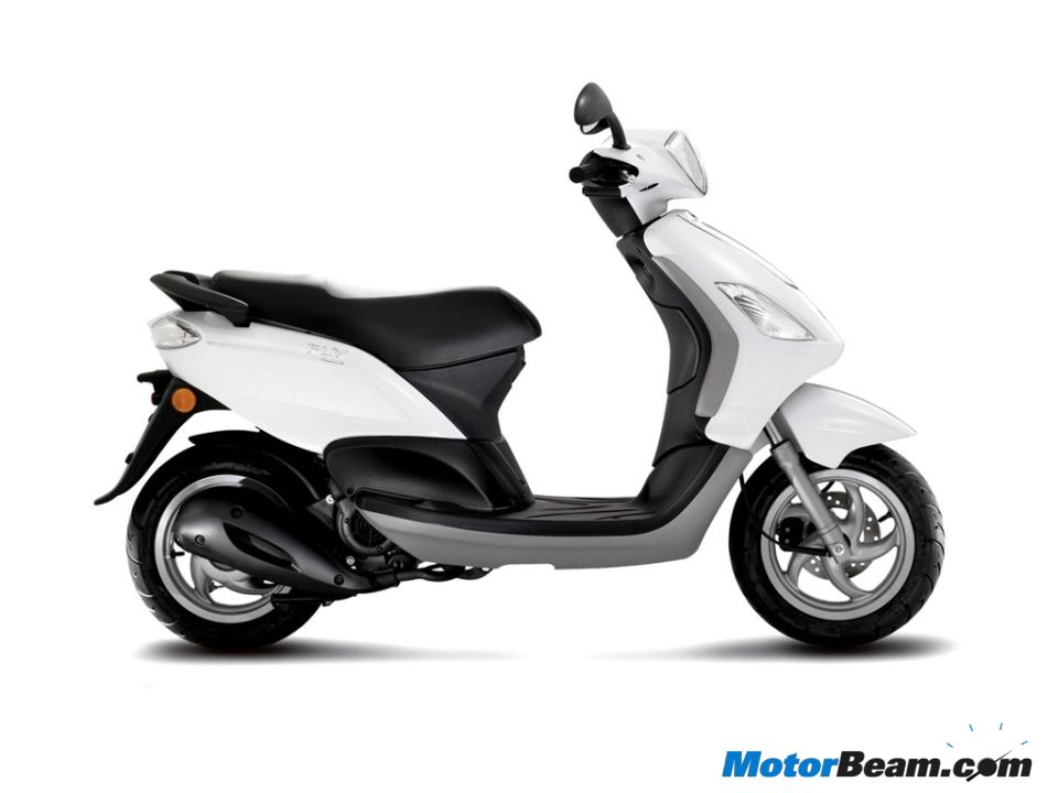 piaggio fly India