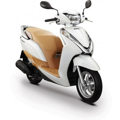 Honda Lead 125 Imported To India For Testing