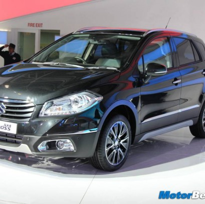 2014 Maruti SX4 S-Cross