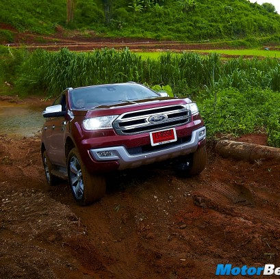 2015 Ford Endeavour Review