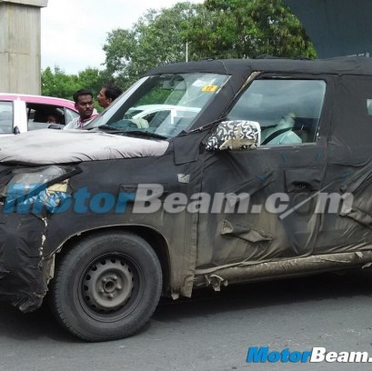 Mahindra Exports U301 SUV To Spain; Full Details Inside