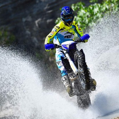 Sherco Enduro 450 Imported In India For R&D Purpose