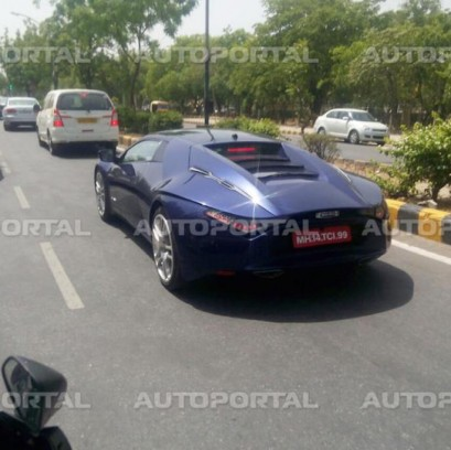 Customer Spec DC Avanti Spotted