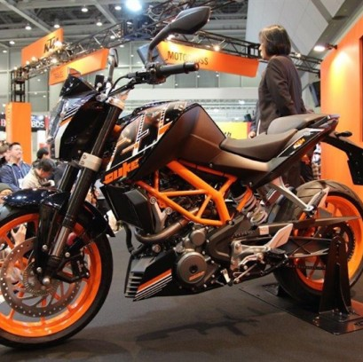 KTM Starts Exports Of Duke 250, RC 250 From India