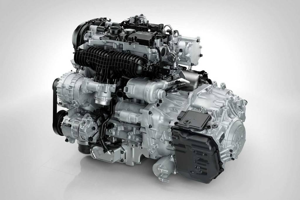2014 Volvo T5 engines drive-e