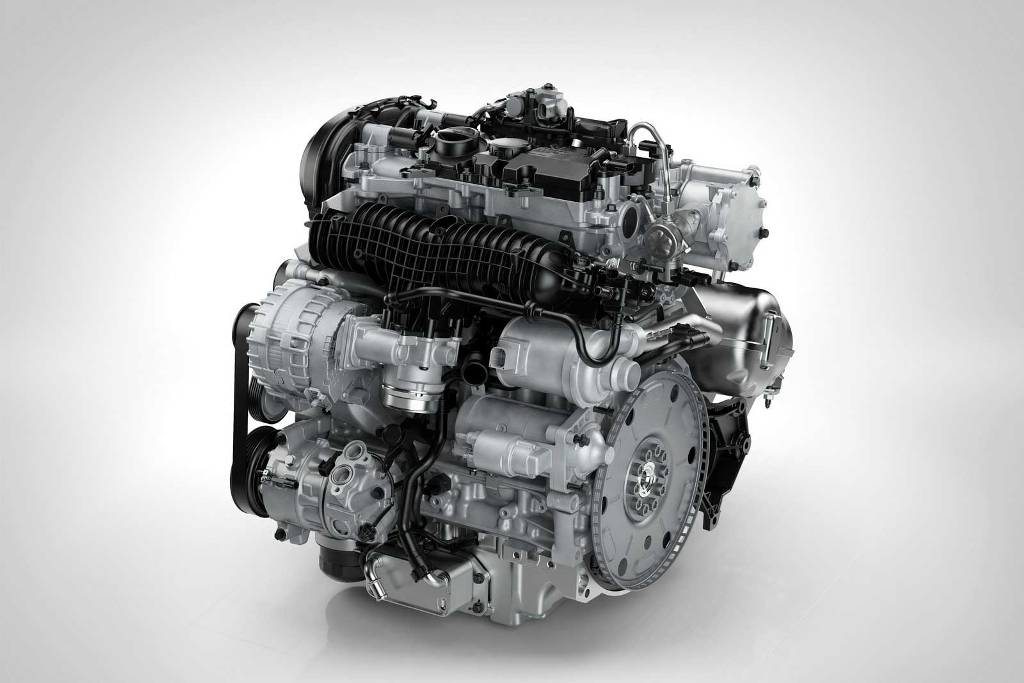 2014 Volvo T6 engines drive-e